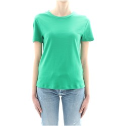 Kleidung Damen T-Shirts Scotch & Soda 150187 Grün