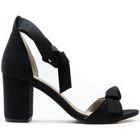 Schuhe Damen Sandalen / Sandaletten Nae Vegan Shoes Estela Black Schwarz