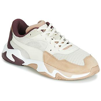 Schuhe Damen Sneaker Low Puma STORM ORIGIN NOUGAT Beige