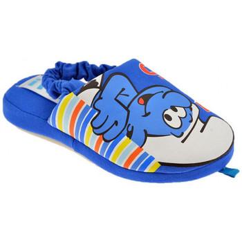 Schuhe Kinder Hausschuhe De Fonseca Smurf pantoletten hausschuhe