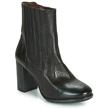 Schuhe Damen Low Boots Airstep / A.S.98 FRESH CHELS Schwarz