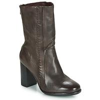 Schuhe Damen Low Boots Airstep / A.S.98 FRESH ZIP Grau