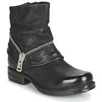 Schuhe Damen Boots Airstep / A.S.98 SAINT EC ZIP NEW Schwarz