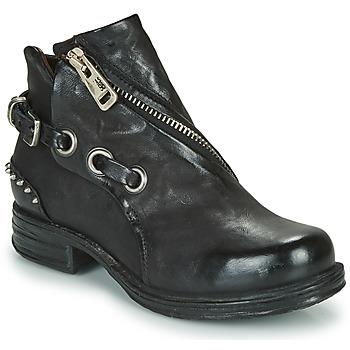 Schuhe Damen Boots Airstep / A.S.98 SAINT EC CLOU Schwarz