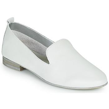 Schuhe Damen Slipper André ROMANS Weiss