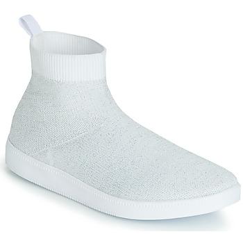 Schuhe Damen Basketballschuhe André ATINA Weiss