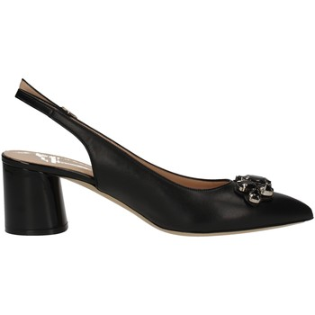 Schuhe Damen Sandalen / Sandaletten Musella S19513 Schwarz