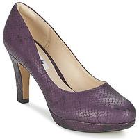 Schuhe Damen Pumps Clarks CRISP KENDRA Violett