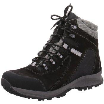 Schuhe Damen Fitness / Training Waldläufer Sportschuhe Hen 335972 401 771 schwarz