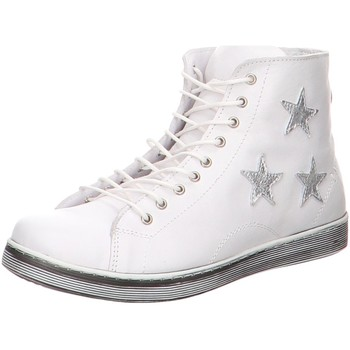 Schuhe Damen Stiefel Andrea Conti Stiefeletten 0343 0343443081 weiß