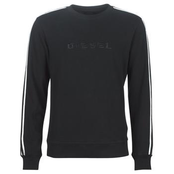 Kleidung Herren Sweatshirts Diesel WILLY Schwarz