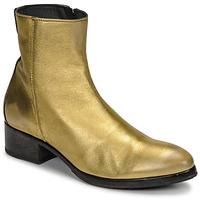 Schuhe Damen Low Boots Moma NJ ORO Gold