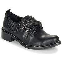 Schuhe Damen Derby-Schuhe Regard ROABAX VA MAIA Schwarz