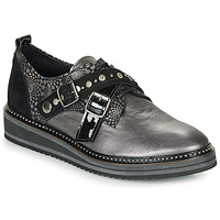 Schuhe Damen Derby-Schuhe Regard ROCTALOU V1 MET Grau