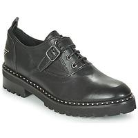 Schuhe Damen Derby-Schuhe Philippe Morvan DAILY V1 MAIA Schwarz