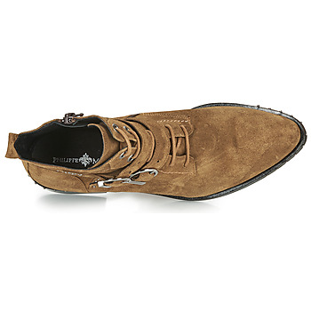 Philippe Morvan SWAG V4 CRTE VEL Camel - Kostenloser Versand    - Schuhe Boots Damen 11830