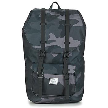 Taschen Rucksäcke Herschel LITTLE AMERICA Camouflage