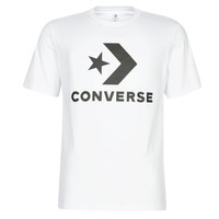 Kleidung Herren T-Shirts Converse STAR CHEVRON Weiss