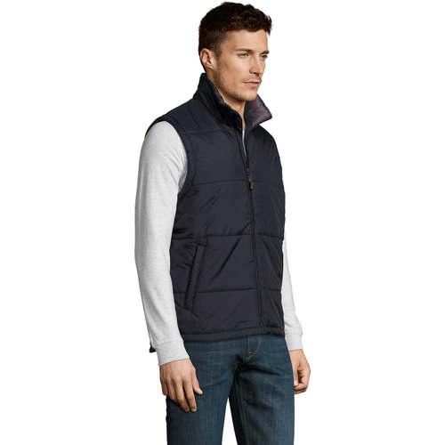 Sols WARM PRO WORK Azul - Kostenloser Versand    - Kleidung Daunenjacken Herren 3400 srzlR