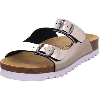 Schuhe Damen Pantoletten / Clogs Lico Bioline Chic gold