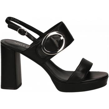 Schuhe Damen Sandalen / Sandaletten Adele Dezotti NAPPA nero