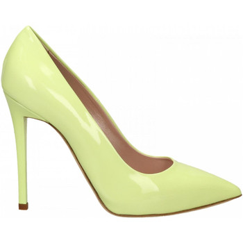 Schuhe Damen Pumps Adriano Agostini DECOLLETE lime