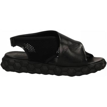 Schuhe Damen Sandalen / Sandaletten Fabbrica Dei Colli WET nero