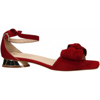 Schuhe Damen Sandalen / Sandaletten Jeannot SCARPE D platino---cardinale