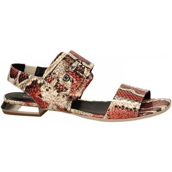 Schuhe Damen Sandalen / Sandaletten Laura Bellariva PITONE coral