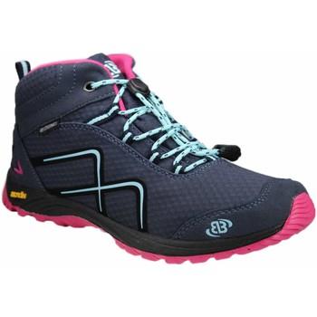 Schuhe Mädchen Wanderschuhe Brütting Bergschuhe 231083 blau