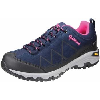 Schuhe Damen Fitness / Training Brütting Sportschuhe 211227 blau