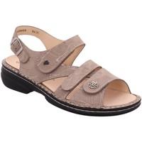 Schuhe Damen Sandalen / Sandaletten Finn Comfort Sandaletten 02562-642051 beige