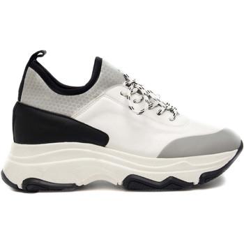 Schuhe Damen Sneaker Low Nae Vegan Shoes Edda White Weiss