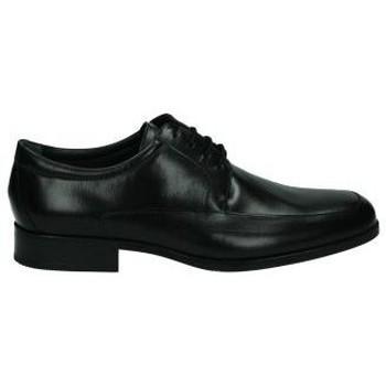 Schuhe Herren Derby-Schuhe & Richelieu Nuper Schuhe  4681 schwarze ritter Noir