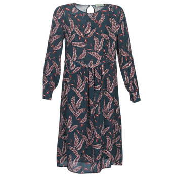 Kleidung Damen Maxikleider See U Soon 9222127 Marine / Bordeaux