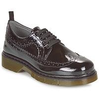 Schuhe Mädchen Derby-Schuhe Citrouille et Compagnie LOUVINO Schwarz