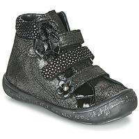 Schuhe Mädchen Sneaker High Citrouille et Compagnie HODIL Schwarz