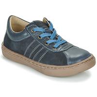 Schuhe Jungen Derby-Schuhe Citrouille et Compagnie LIMINO Marine