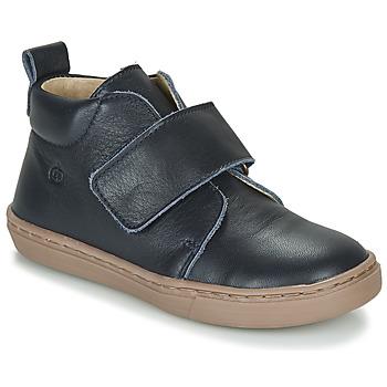 Schuhe Jungen Boots Citrouille et Compagnie FOJAMO Marine