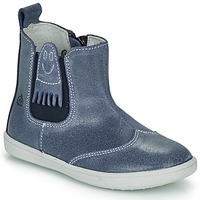 Schuhe Jungen Boots Citrouille et Compagnie LESKIMO Blau