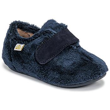 Schuhe Kinder Hausschuhe Citrouille et Compagnie LAFINOU Marine
