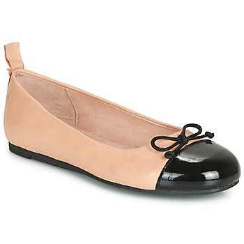 Schuhe Mädchen Ballerinas Citrouille et Compagnie LIOGE Schwarz