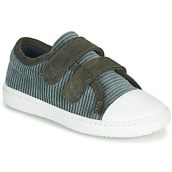 Schuhe Kinder Sneaker Low Citrouille et Compagnie LILINO Grau