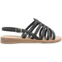 Schuhe Damen Sandalen / Sandaletten Chattawak sandales 7-SHIRLEY Noir Schwarz