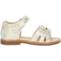 Schuhe Mädchen Sandalen / Sandaletten Balocchi 496488 Platin