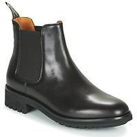 Schuhe Herren Boots Polo Ralph Lauren BRYSON CHLS Schwarz