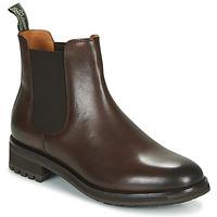 Schuhe Herren Boots Polo Ralph Lauren BRYSON CHLS Braun