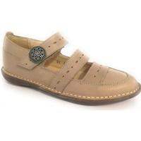 Schuhe Mädchen Derby-Schuhe & Richelieu Colores 23892-24 Beige