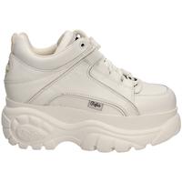 Schuhe Damen Sneaker Low Buffalo SOFT blanc-bianco