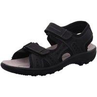 Schuhe Herren Sportliche Sandalen Jomos Offene 504609-12-000 schwarz
